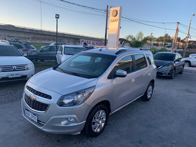 Chevrolet Spin 1.8 Ltz Automatica Imp Estado 1 Dueño Aerocar