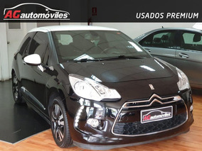 Citroën Ds3 1.6 So Chic 2014 Extrafull - Excelente Estado!