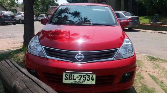 Nissan Tiida Full Motor 1.8 Con Caja De 6ta.