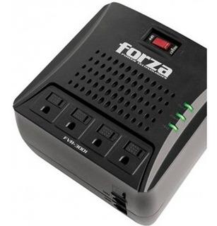 Alargue Zapatilla Regulador Voltaje Forza 3000va 1500w Febo