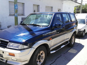 Ssangyong Musso 2.9 602 - Oportunidad