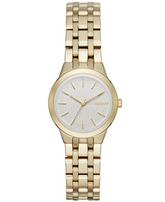 Reloj Dkny Stainless Steel Gold Park Slope