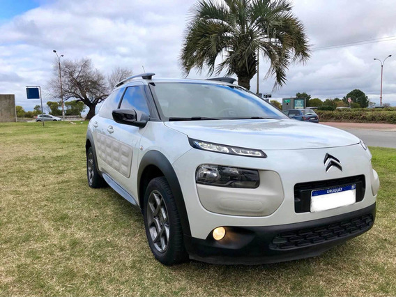 Citroën C4 Cactus 1.2 82 Feel Unico Dueño Permuto Financio