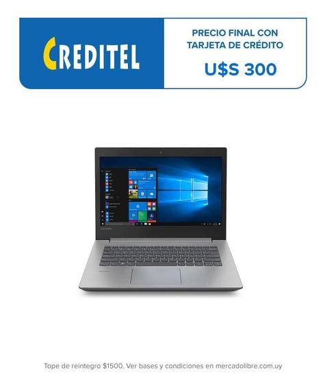 Notebook Lenovo Idea 330-14igm 14/500gb/n4000/4gbram - Promo