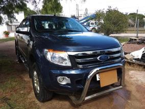 Ford Ranger 2.5 Cd 4x2 Xlt Ivct 166cv 2015 Inmacula