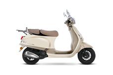 Zanella Styler 150 Exclusive Z3 Vintage Cub Vespa Moto