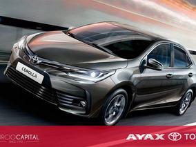 Toyota Corolla Xei Pack 2018 Gris Oscuro 0km