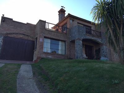 Casa Veraneo 7p 3 Dorm 2 Baños Piscina Parrillero Vista Mar