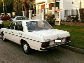 Mercedes Benz 220d Restaurado