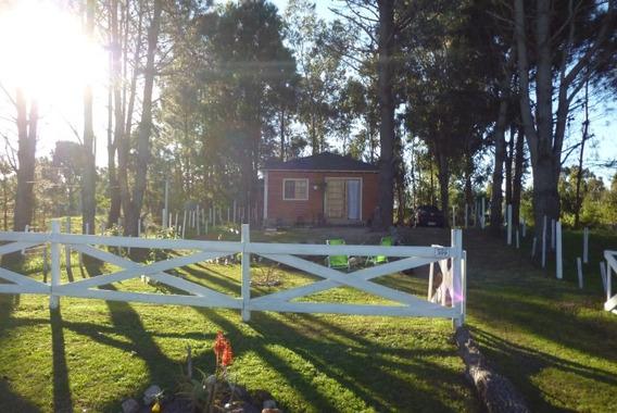 Casa De 1 Dormitorio.a 1 Cuadra De La Playa.km 114 De Ruta 1