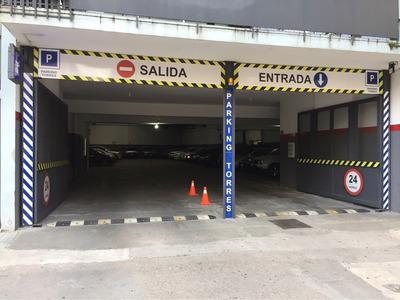 Estacionamiento Por Hora-dia-mes A Pasos Del Hospital Pereir
