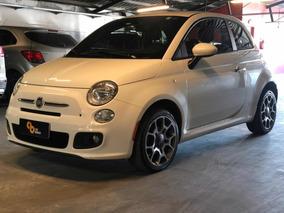 Fiat 500 1.4 Sport 105cv At 2012