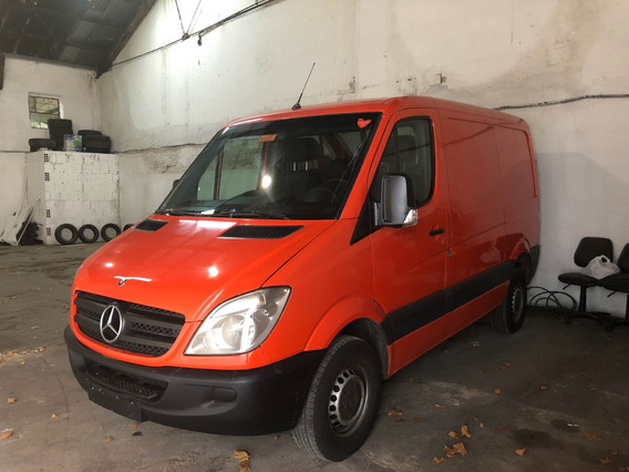 Mercedes Benz Sprinter 2.1 415 Furgon 3665 150cv Tn V1 2013