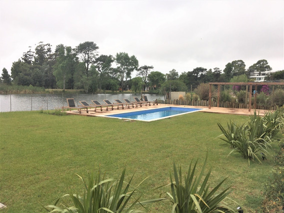 A Estrenar, Costa Al Lago, Amplio, Al Frente Gge X 2 Piscina