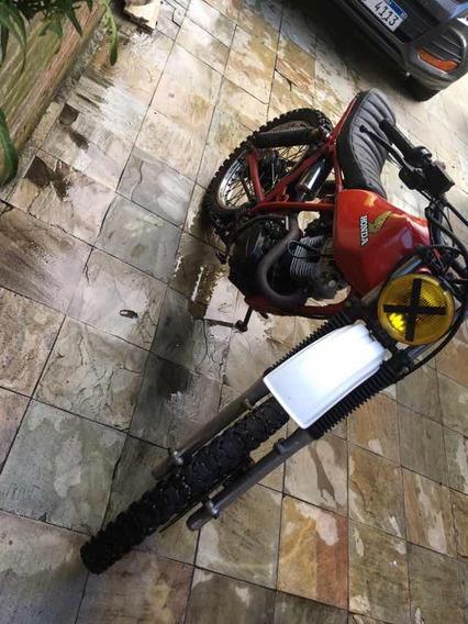 Honda Xl Scrambler Enduro