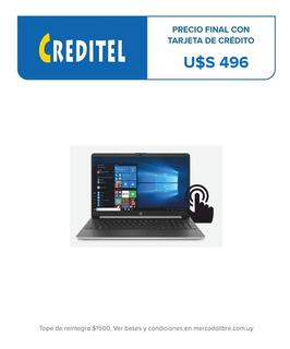 Notebook Hp Core I3 Nueva 10 Ma Gen 128gb Ssd 8gb 15.6 Touch