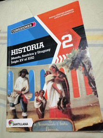 Libro De Historia De Santillana De 2do Año