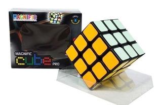 Cubo Magico Magnific Pro Luminico Fluo Brillante Tor 1458
