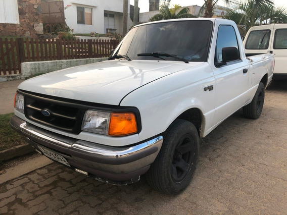 Ford Ranger Xlt Pick Up Americana Nafta V6 3.000cc 154hp