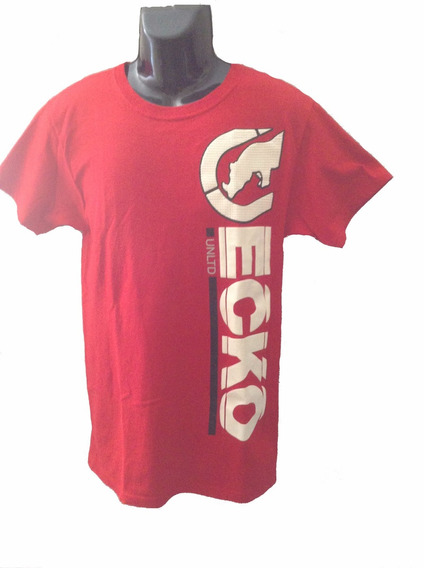 Remera Ecko Original Recién Llegada De Usa Talle S-m-y Lg