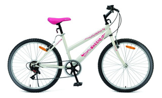 Bicicleta Baccio Alpina Lady 24... Envio Gratis!!!