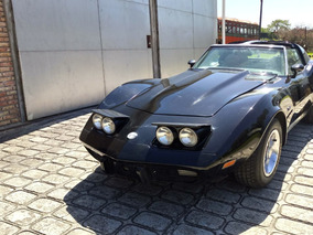 Chevrolet Corvette Stingray 350 V8. Targa.