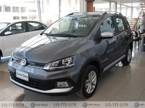 Volkswagen Suran Cross 0km 2018 Gris