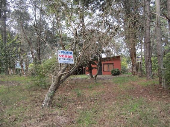 Casa En Cuchilla Alta A 600 Mts Del Mar Ref Y 178
