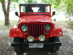 Jeep Cj5 Doble Faeton