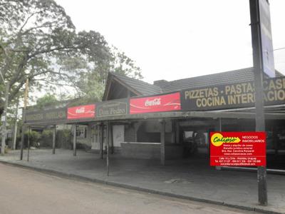 Local Frente Al Casino De Atlántida - Inmobiliaria Calipso