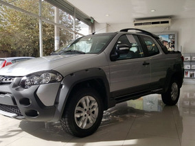 Fiat Strada Working Trekking Adventure Entrega Inmediata