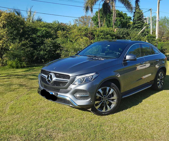 Mercedes Gle 400 4matic Coupe, Mod. 2018, 333 Cv, 7300 Km