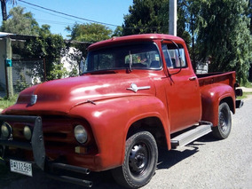 Ford F-100 Pick Up Clasica Usa