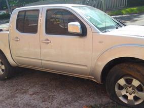Sucata Nissan Frontier Para Retirada De Peças