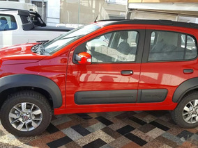 Fiat Uno Way Full Lx 2018. Financiacion 100% En 60 Meses