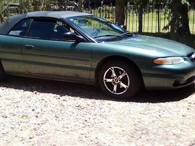 Chrysler Sebring Jx Convertible En Excelente Estado
