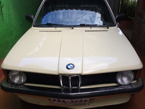 Bmw Serie 3 Coupe 316 Año 81