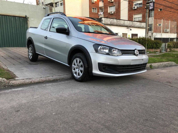 Volkswagen Saveiro 1.6 Gp Cd 101cv Power 2017