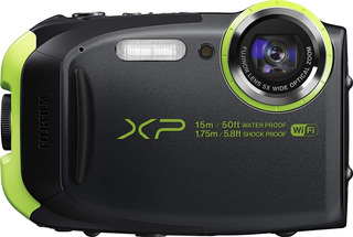 Fujifilm Finepix Xp120/ Sumergible 15mts/digital Camera/wifi