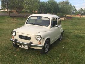 Fiat Seiscientos 1979
