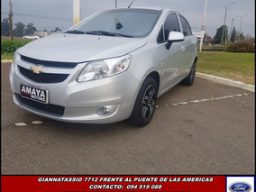 Amaya Chevrolet Sail Lt 2014 C/ 47.000 Km Excelente Estado!!