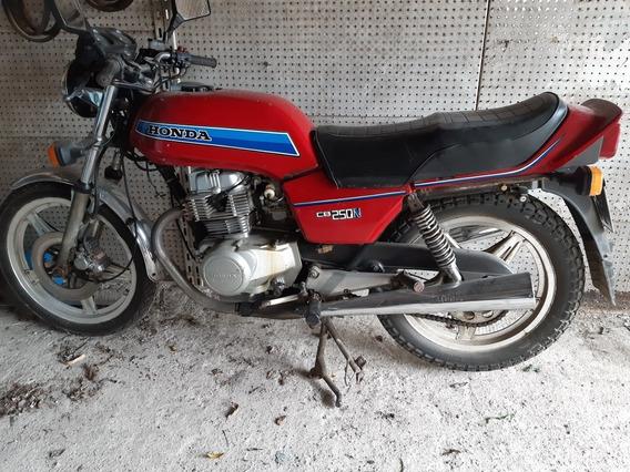 Honda Cbn 250