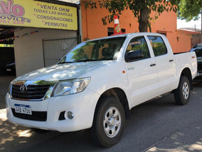 Toyota Hilux 2.5 Dx Doble Airbag