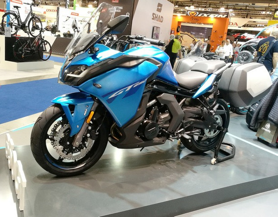 Cfmoto Gt650 Sport Touring Alforjas Shad, Abs, Sport/eco