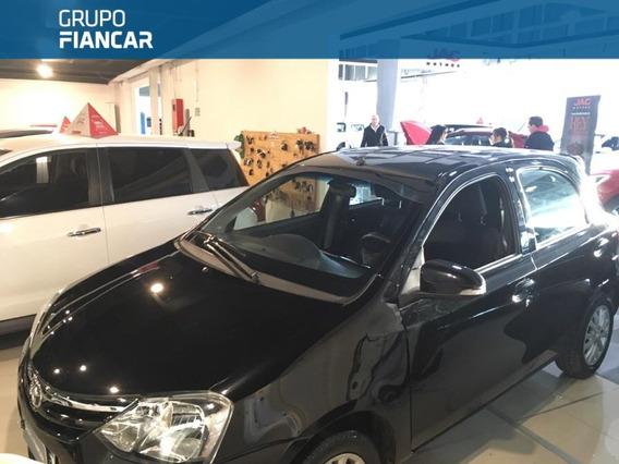 Toyota Etios Xls Hatch Back 2016