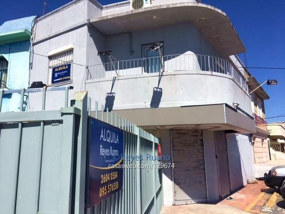 Alquiler Casa De Altos 3 Dormitorios En Malvín
