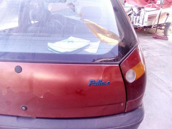 Fiat Palio 1.7 S D 2001