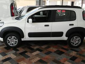 Nuevo Fiat Uno Way L Versión 2019 100% Financiado!