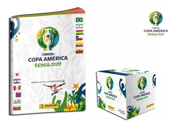 Figuritas Sueltas Copa America 2019 Cualquiera A $10