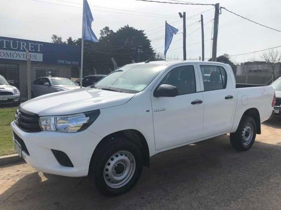Toyota Hilux Diesel 4x2 2.4 Doble Cabina Nueva!!!
